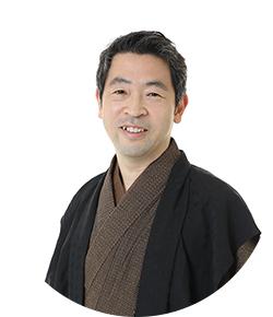 代表取締役社長 中根禎裕